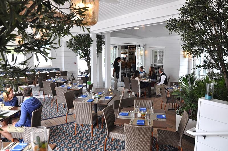 Nantucket Hotel Restaurant Menu