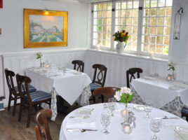 The Ships Inn Restaurant | Nantucket, MA