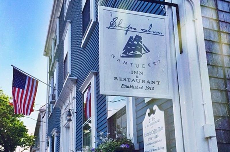 The Ships Inn Restaurant | Nantucket, MA