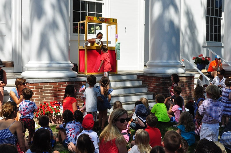 Nanpuppets, Nantucket's puppet show for children