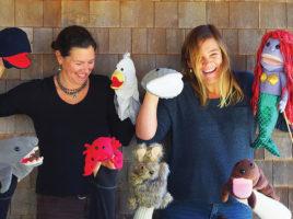 Nanpuppets, Nantucket's puppet show for children