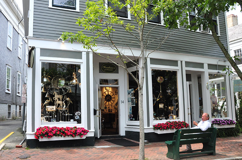 Freeman's of Nantucket • Open Daily at 14 Centre Street