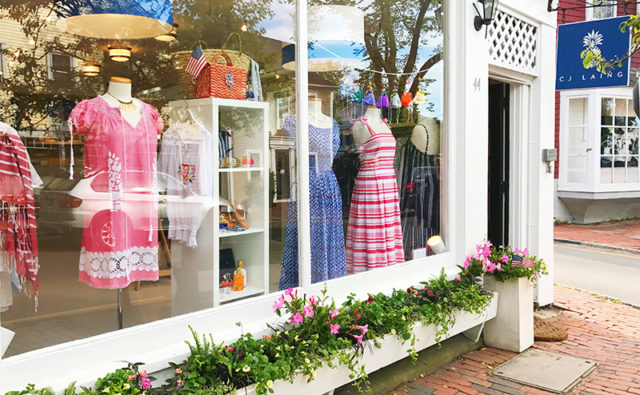 C.J. Laing Fashions   Nantucket, MA