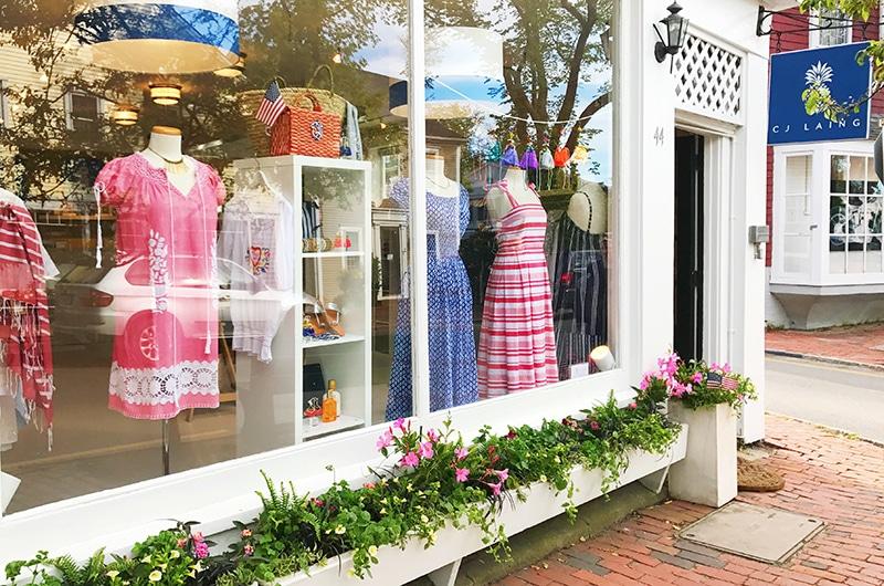 C.J. Laing Fashions | Nantucket, MA