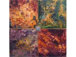 10x10 at Artists Association of Nantucket | Nantucket, MA