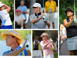 LPGA Legends on Nantucket Island