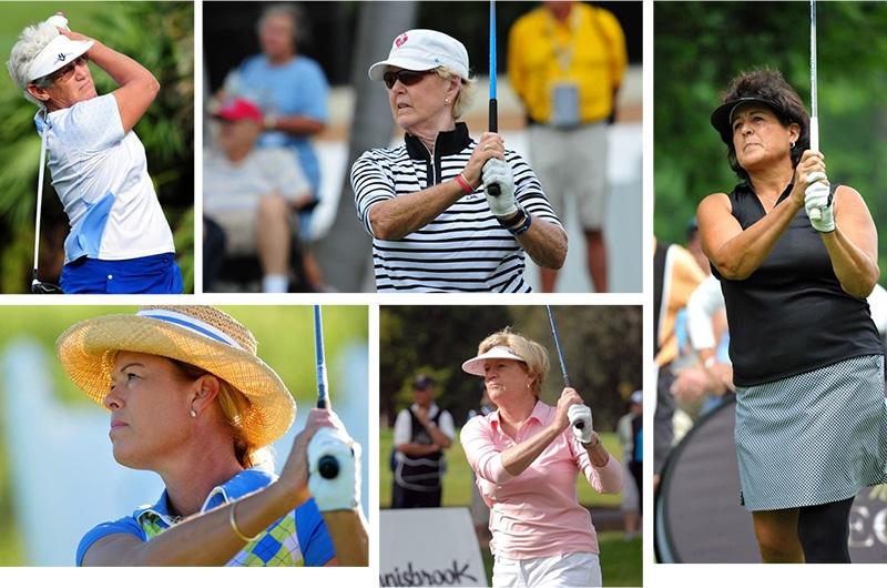 LPGA Legends on Nantucket Island