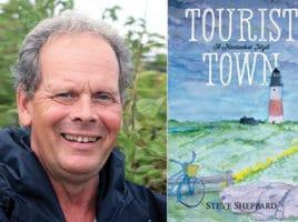 Tourist Town by Steve Sheppard | Nantucket, MA