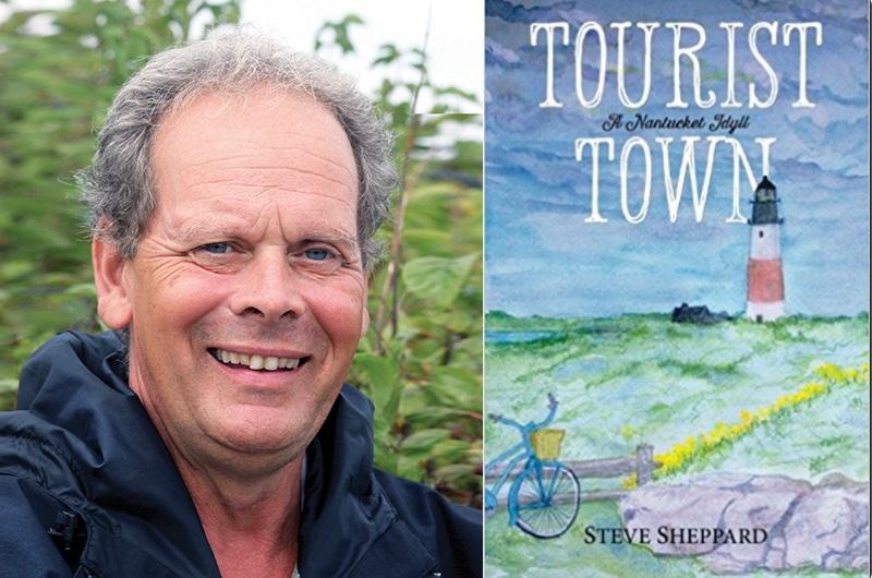 Tourist Town by Steve Sheppard   Nantucket, MA
