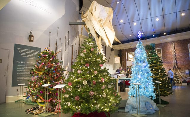 Festival of Trees | Nantucket Whaling Museum