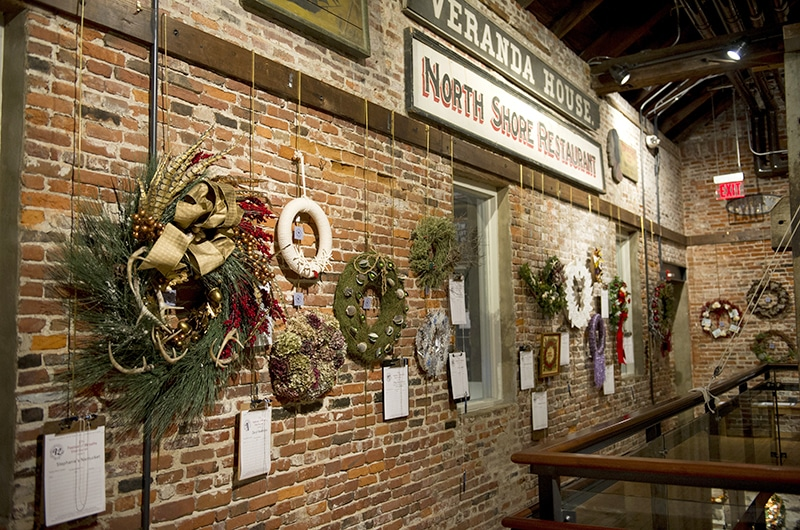 Festival of Wreaths | Nantucket Whaling Museum