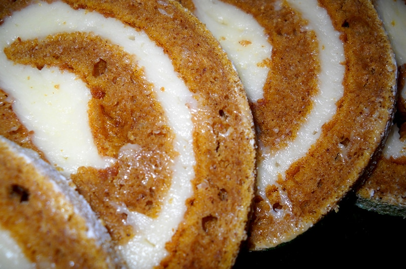 Pumpkin Roulade | Bartlett's Farm | Nantucket, MA