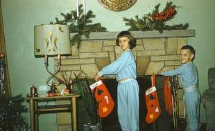 Christmas Stockings | Nantucket, MA