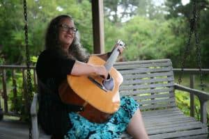 Susan Berman on Nantucket by Ray K. Saunders