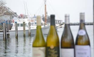 Fishing and Wine   Nantucket, MA