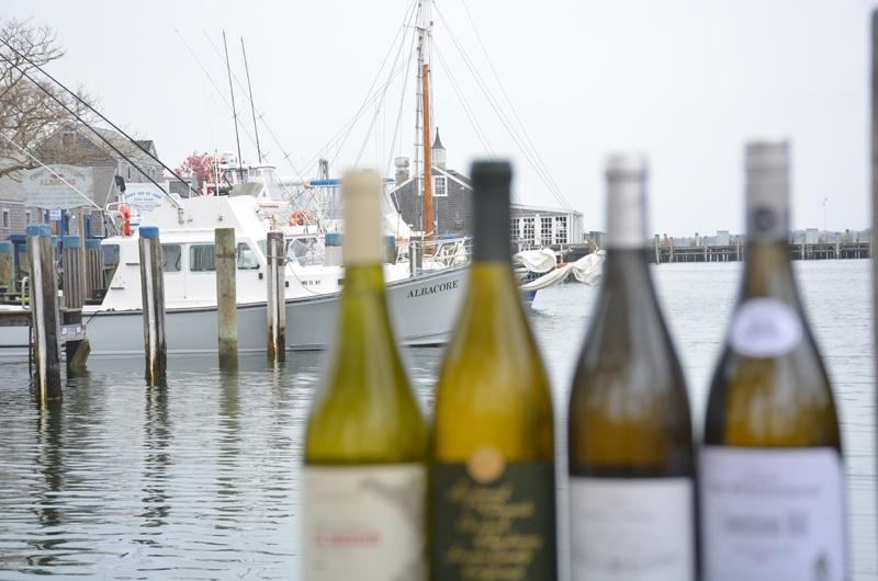 Fishing and Wine | Nantucket, MA