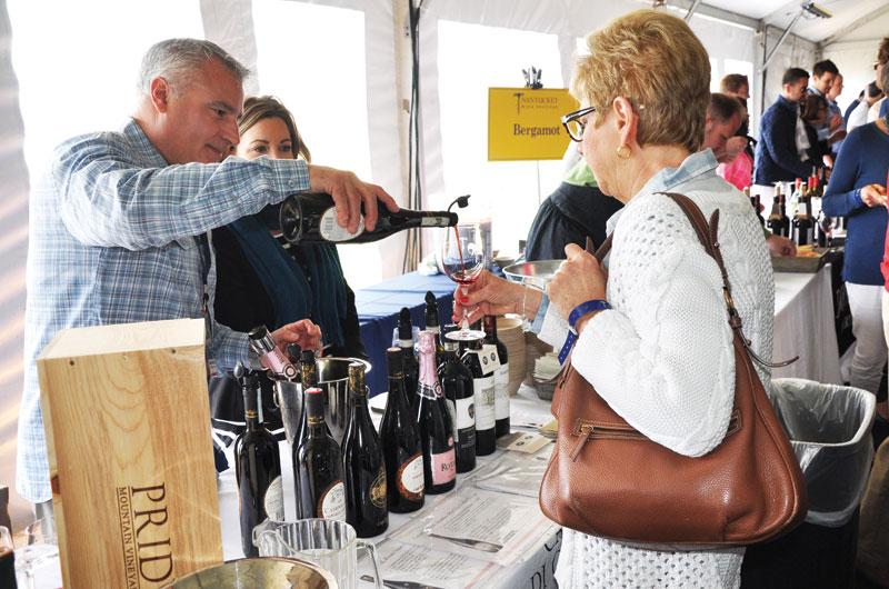 Nantucket Wine Festival | Nantucket, MA