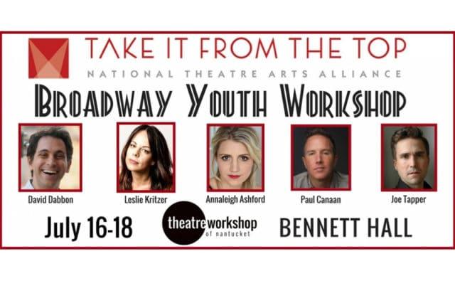 Theatre Workshop   Nantucket, MA