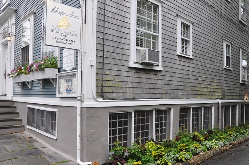 Ships Inn | Nantucket, MA