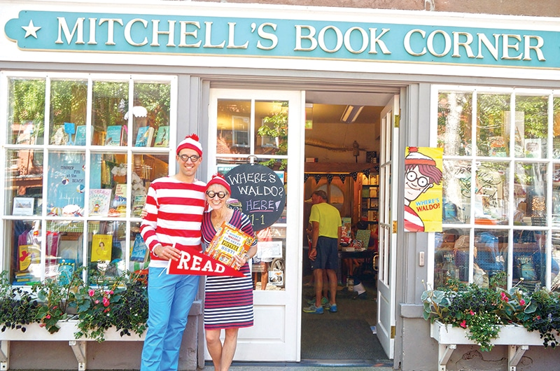 Mitchell's Book Corner | Nantucket, MA