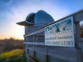 Loines Observatory | Nantucket, MA