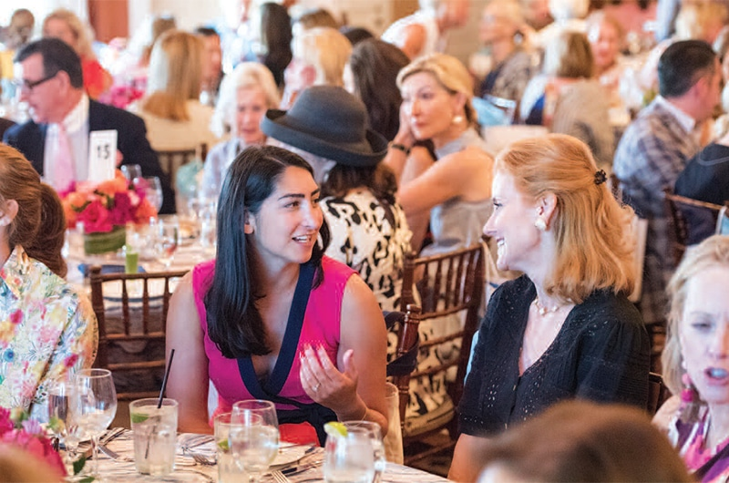 Design Luncheon | Nantucket, MA