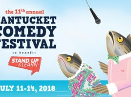 Nantucket Comedy Festival | Nantucket, MA