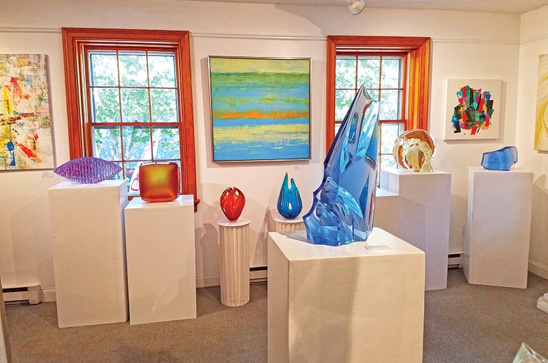 The Gallery at 4 India Street | Nantucket, MA
