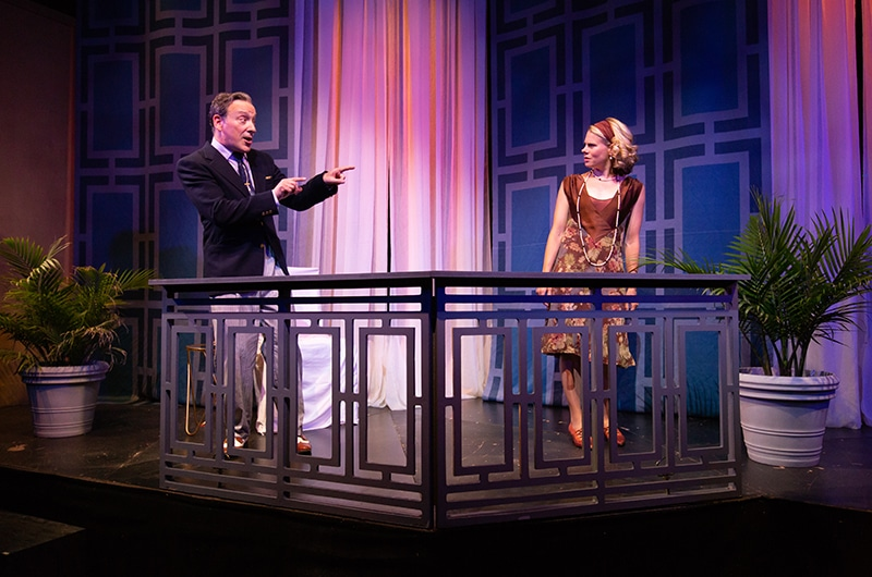 Private Lives at the White Heron's Theatre | Nantucket, MA