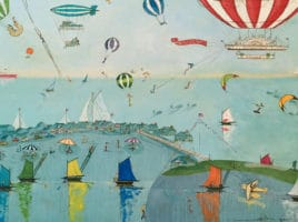 Gallery Openings | Nantucket, MA