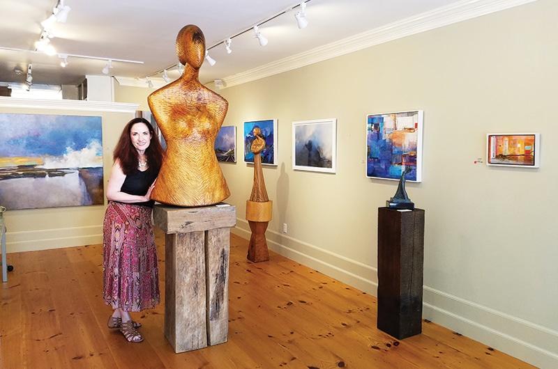 Hostetler Gallery | Nantucket, MA