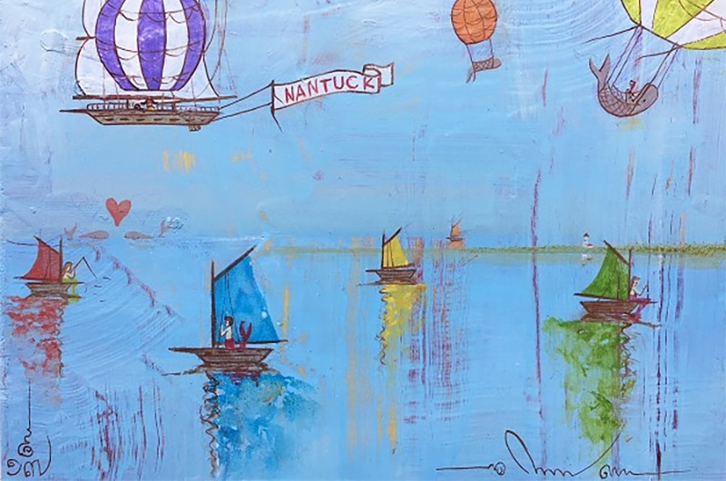 Gallery Openings | Nantucket, MA