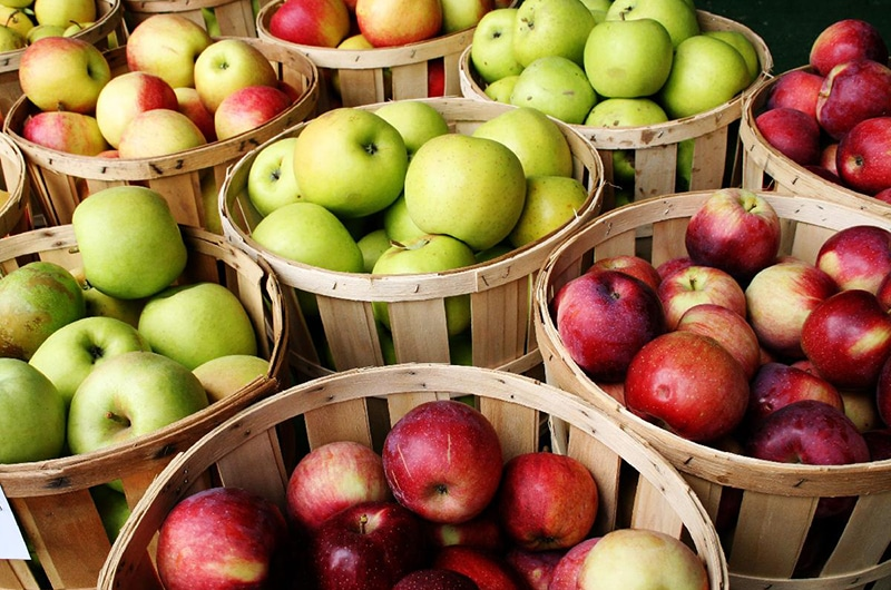 apples   Nantucket, MA