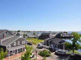 clear sky | Nantucket, MA
