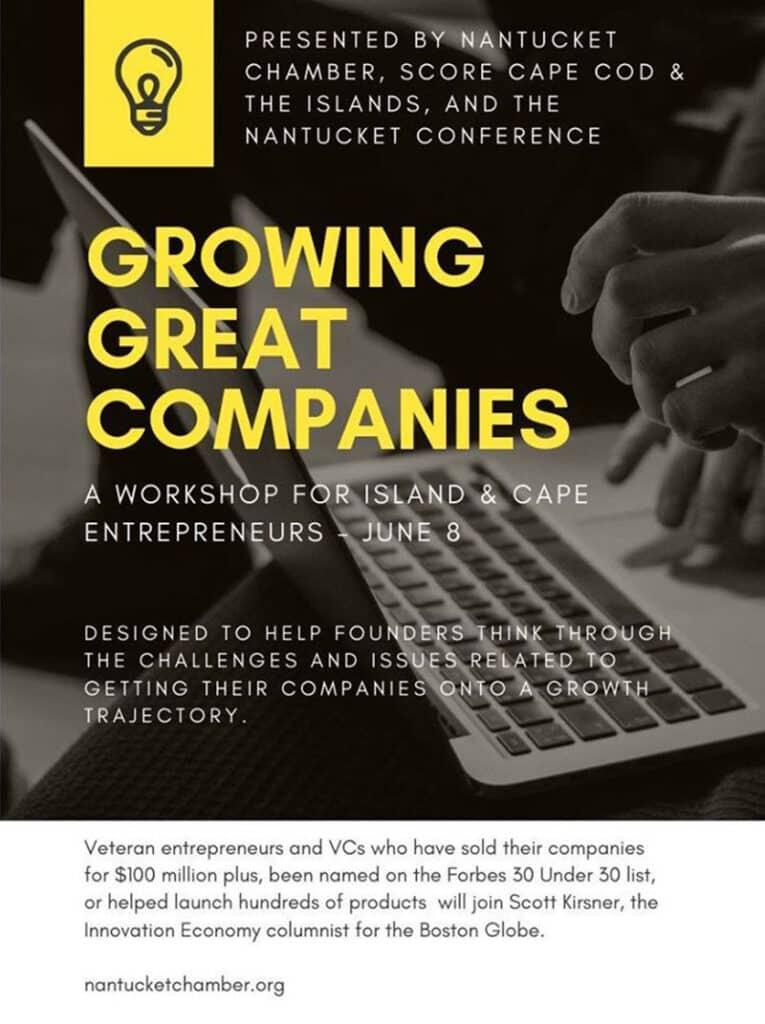 Growing Great Companies | Nantucket, MA