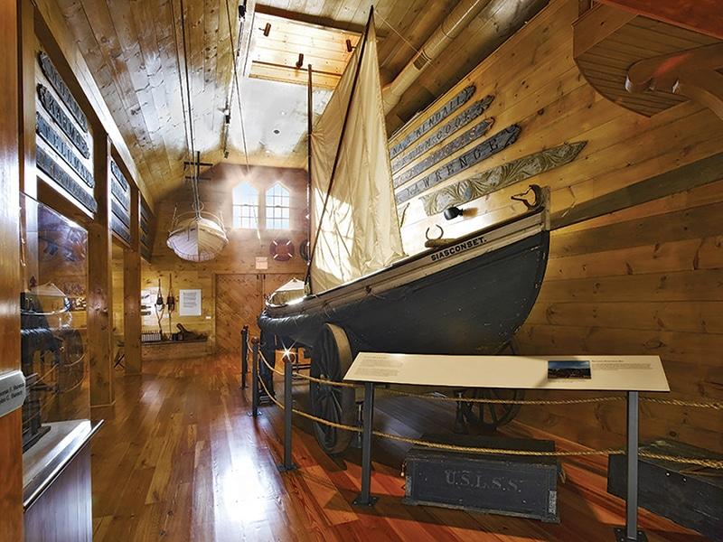 Nantucket Shipwreck & Lifesaving Museum | Nantucket, MA