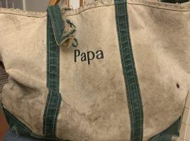 Barsanti Bag   Nantucket, MA
