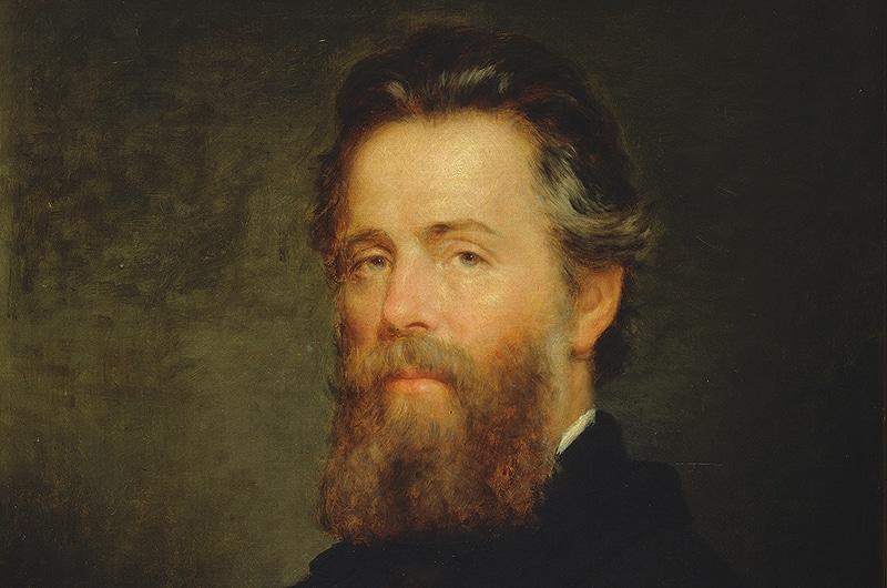 Herman Melville by Joseph O Eatonlg   Nantucket, MA