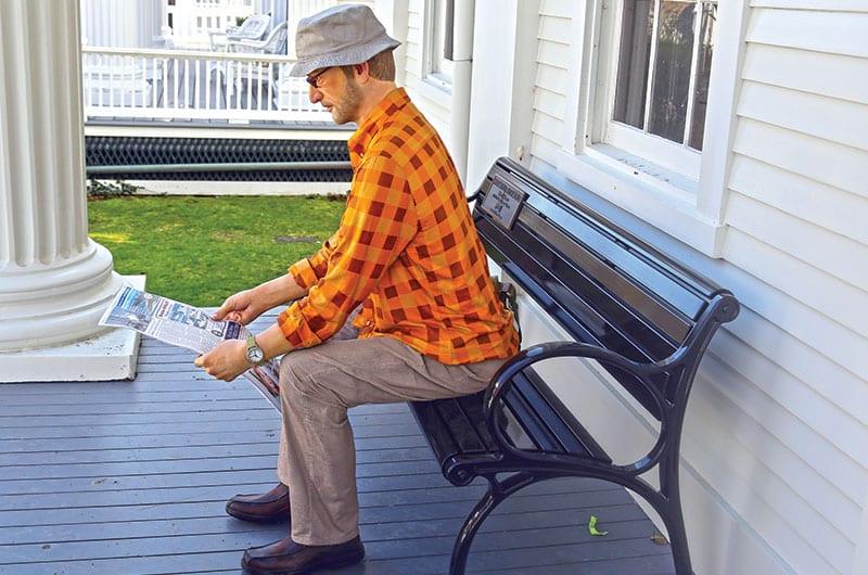 Seward Johnson   Nantucket, MA