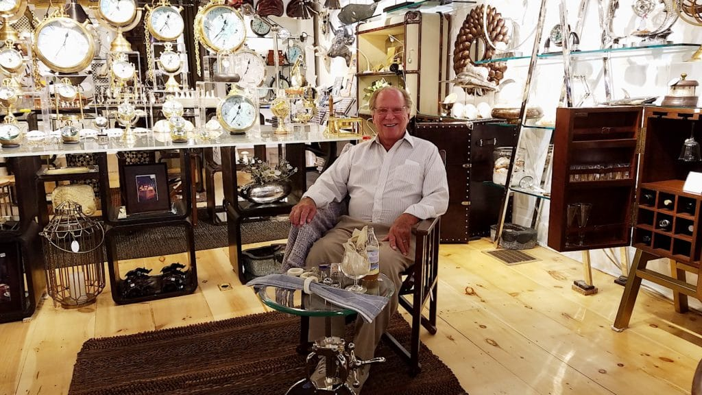 Don Freedman on Nantucket 2019
