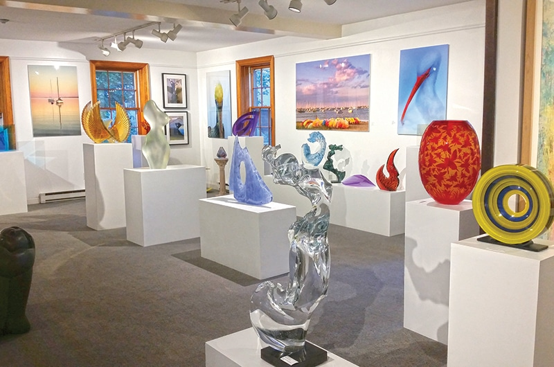 The Gallery at Four India | Nantucket, MA