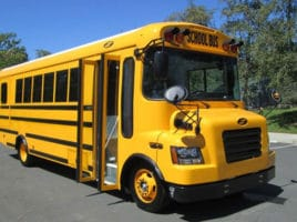 Bus | Nantucket, MA