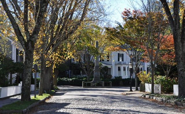 Autumn Nantucket | Nantucket, MA