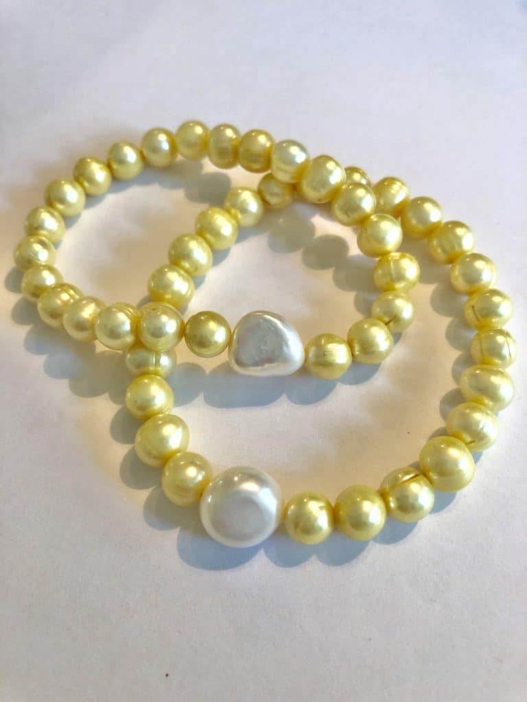 Nantucket Pearl Company bracelet