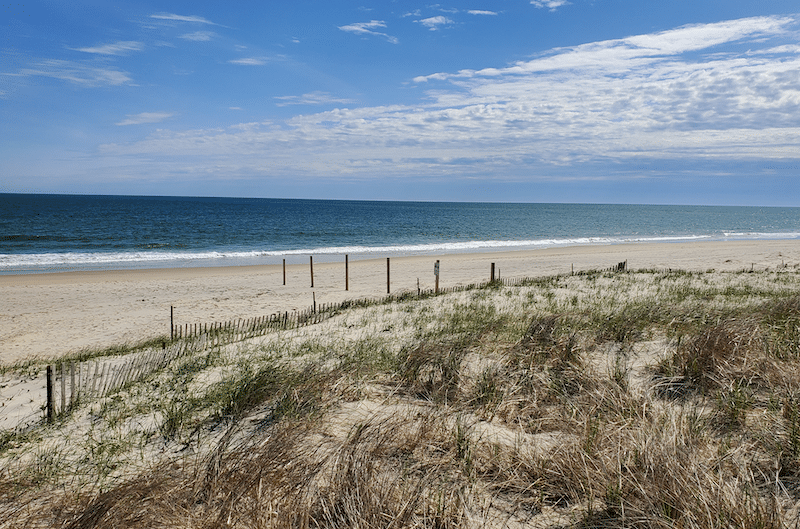 Nantucket Island Beach