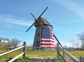 windmill   Nantucket, MA