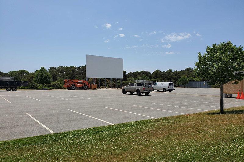 Drive-in | Nantucket, MA