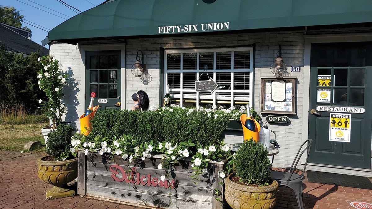 fifty-six Union   Nantucket, MA