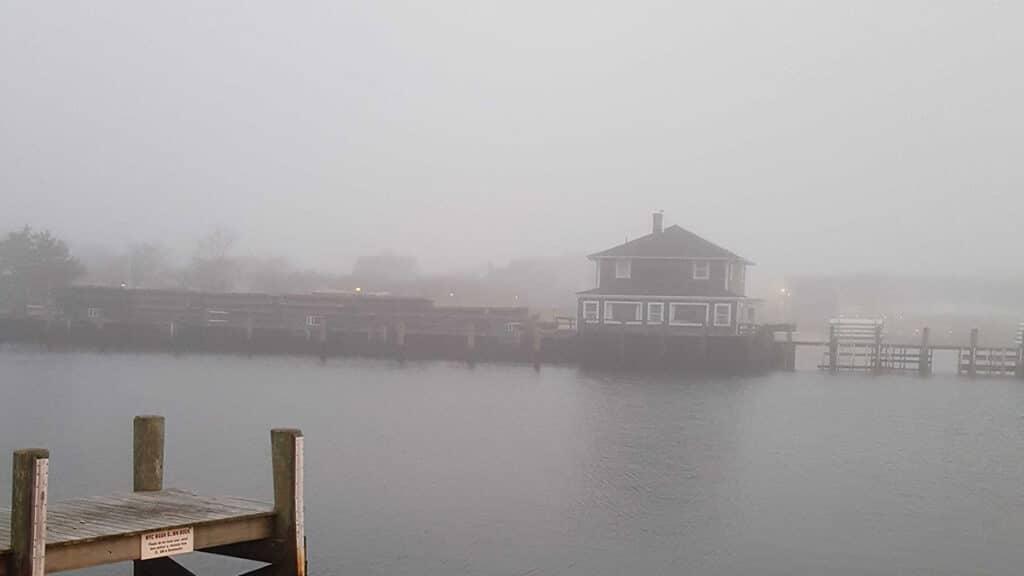 fog | Nantucket, MA