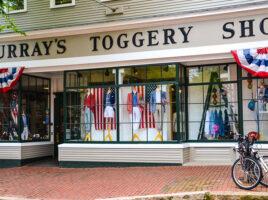 Murray's Toggery Shop | Nantucket, MA